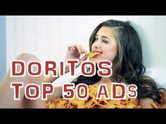 Top 50 Doritos Commercial - YouTube