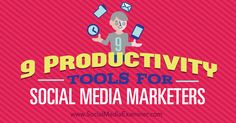 9 #writting Tools for Social Media Marketers