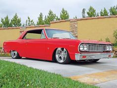Super Chevy - 1964 Chevelle