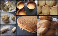 Palets bretons - recette Finistère