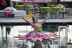 IONA Dancer at The Smart Meeting Hawaii