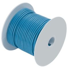 Ancor Light Blue 16 AWG Tinned Copper Wire - 100