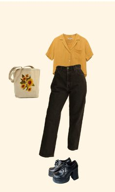 Best Vintage Outfits Part 40 Vintage Outfits, Retro Outfits, Trendy Outfits, Fall Outfits, Vintage Fashion, Look Fashion, 90s Fashion, Korean Fashion, Fashion Outfits