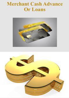 Merchant Cash Advance Or Loans