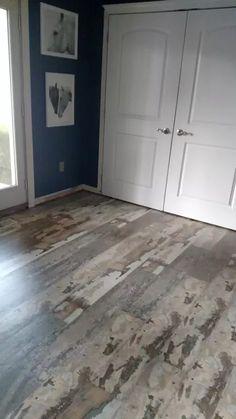 Flooring vinyl flooring and vinyl wood flooring on pinterest for Coreluxe flooring