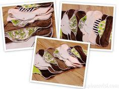 Úžasné porodnické vložky od  Elentari (MK) Crafts, Ideas, Manualidades, Handmade Crafts, Craft, Thoughts, Arts And Crafts, Artesanato, Handicraft