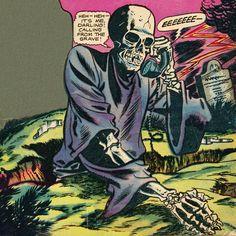 comic, Halloween, and horror image