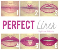 How To Perfectly Apply Lip Liner | Studio Gear Cosmetics