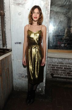 """chungit-up: """"Alexa Chung attends a holiday dinner in support of the UN Women's Global Movement For Gender Equality """"HeForShe"""" hosted by AG & Alexa Chung in NYC 
