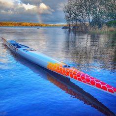 Premium Waterproof Trailerable Kayak Boat Cover for Epic V8 Kayak Light blue