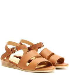 A.P.C. Leather sandals