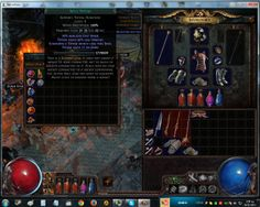 path of exile  foto