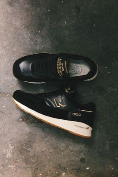 NEW BALANCE × Foot Patrol Encyclopedia #sneakers #nb