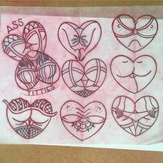 tattoo heart traditional - Cerca con Google