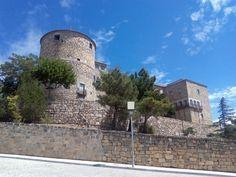 Castillo-Palacio de Magalia en Las Navas del Marqués, ÁVila, España