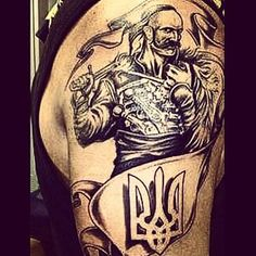 Ukrainian Tattoo - Google Search