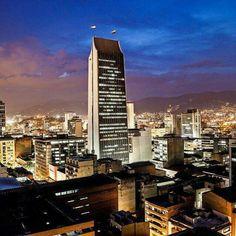 Ed. Coltejer, Medellin, Colombia