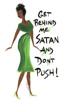 And the LORD said unto Satan The LORD rebuke thee O Satan; even the LORD that hath chosen Jerusalem rebuke thee: is not this a brand plucked out of the fire? Spiritual Quotes, Positive Quotes, Believe, Thing 1, Black Women Art, Black Art, Thats The Way, Godly Woman, Frases