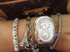 Philip Stein Watch and Bracelets