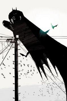 Batman by Jock
