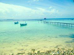 The beautiful Maldives #DAREYOURSELF