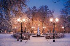 Christmas in Rīga, Latvia