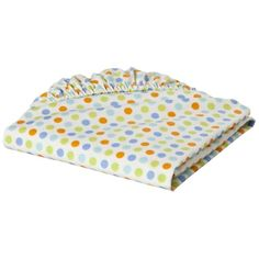 Taggies Fitted Crib Sheet Cheery Dots. Target