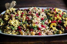 Rice Recipes, Recipies, Cooking Recipes, Healthy Recipes, Pasta Salad, Cobb Salad, Crafts Beautiful, Potato Salad, Side Dishes