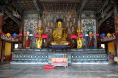 Bulguksa Temple- USC Inland Sea of Japan and South Korea Tour