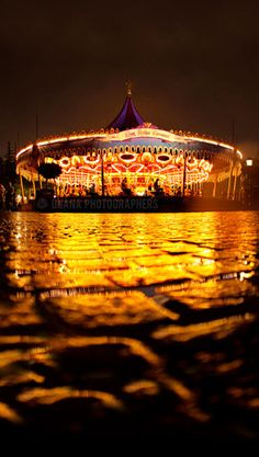 Disneyland // King Arthur Carrousel