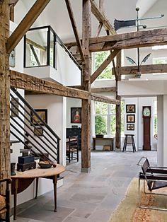 Serenity – Ingrid Brands – – My World Barn Renovation, Converted Barn, Modern Barn, Tulum, Home Decor Inspiration, House Plans, New Homes, Interior Design, Serenity