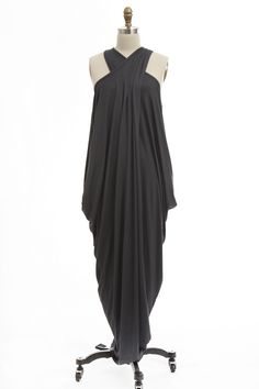 Kedem Sasson - Cross over dress... a winner!