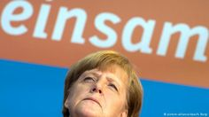 Merkel faces growing party pressure on refugee crisis German Finance Minister Wolfgang Schäuble has said members of the ruling CDU party are unhappy over Chancellor Merkel's pro-refugee policy. Right-wing violence has increased in Germany in the wake of the migrant crisis.  Angela Merkel