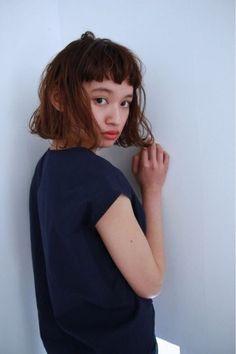 요즘 일본에서 유행한다는 여자 머리스타일