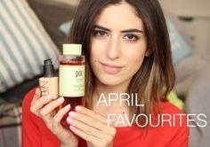 APRIL FAVOURITES 2014 - Lily Pebbles