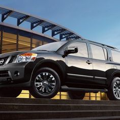 2015 Nissan Armada Nissan Armada is one of the last remaining true full-size SUV and its dress up itsframework on truck with a spacious interior, coated male, forcing the sheet. However,it is also one of the oldest big SUVs has left the market now that the GM trucks havebeen redesigned. That do the least ready