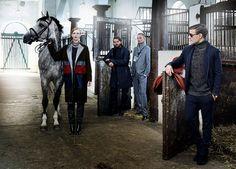www.pegasebuzz.com | The Fashion Horse : Vanja Latinovic by Det Kempke for Manager Magazin