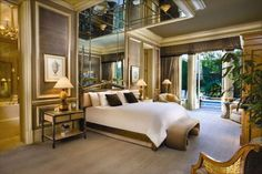 The Villas at the Mirage - Las Vegas luxury suite completed... Two and three bedroom mini mansions
