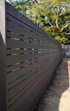 Stunning Tips: Fencing Ideas For Yard Privacy Fence Kickboard.Modern Fence Panels For Sale Wooden Fence Modern.Modern Fence Design In Nigeria. Modern Wood Fence, Modern Fence Design, Wood Fence Design, Privacy Fence Designs, Privacy Fences, Wooden Fence, Privacy Screens, Modern Fence Panels, Metal Fence