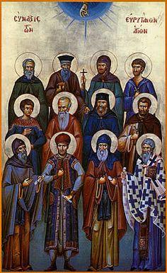 MYSTAGOGY: Synaxis of All Evrytanian Saints