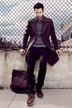 mens fall style