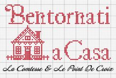 Cross Stitching, Cross Stitch Embroidery, Cross Stitch Patterns, Cross Stitch House, Sewing Projects For Kids, Le Point, Blackwork, Monochrome, Needlework