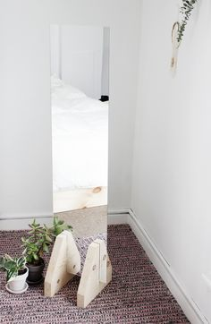 7 Beautiful Full-Length Mirrors That You Can DIY for Your Home ...