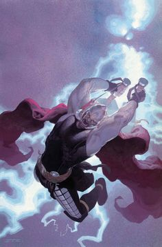Thor by Esad Ribic you can find him here