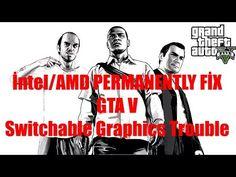 GTA V Intel/AMD Graphics FiX PERMANENTLY Hotfix v3 Grand Theft Auto, Gta, Graphics, Movies, Movie Posters, Graphic Design, Films, Film Poster, Cinema