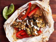 Get this all-star, easy-to-follow Chicken and Chorizo Packets recipe from Food Network Magazine.