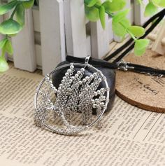 Tree of Life Alloy Beads Chain Pendant Leather Cord Necklace Charms Jewelry…
