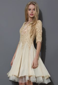 http://www.chicwish.com/ivory-pearly-decor-mid-sleeve-lace-dress-3935.html