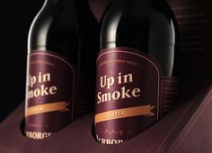 Packaging of the World: Creative Package Design Archive and Gallery: Up In Smoke (Student Work)