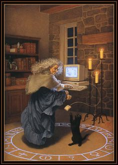 Techno Witch II – Magick With Your PC